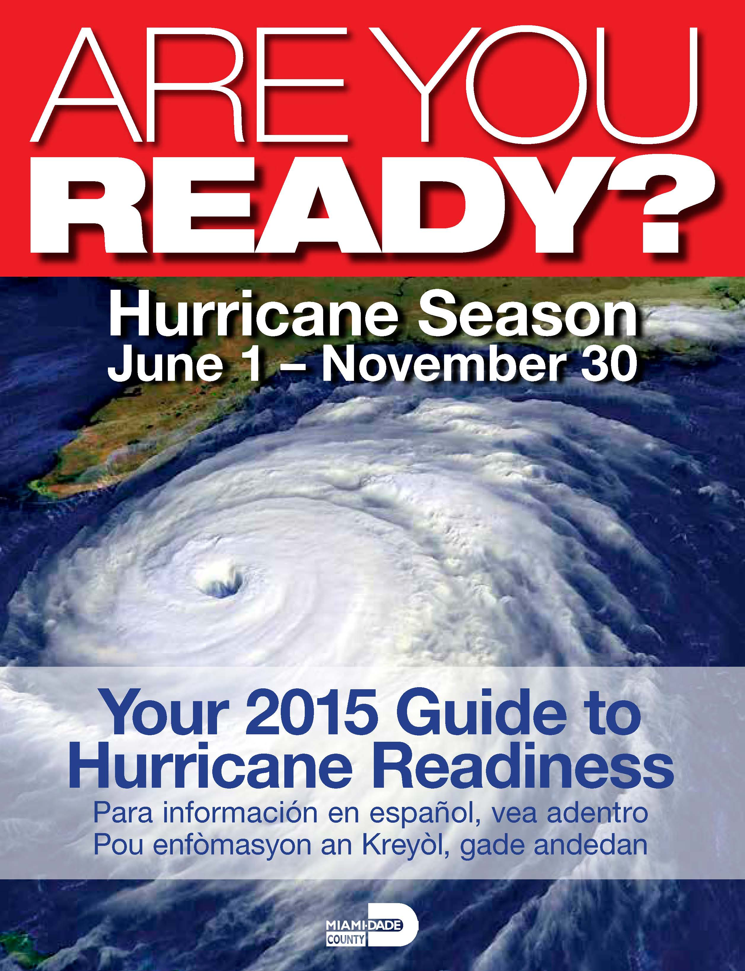 Miami Dade County Hurricane Guide